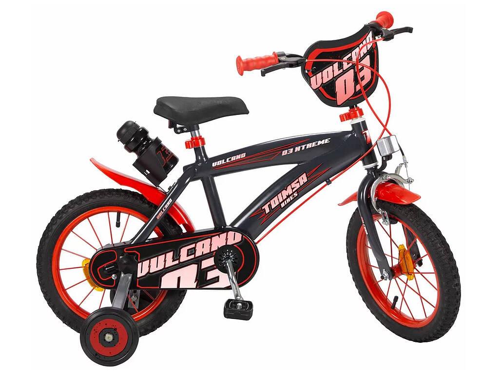 Bicicletta 14 Vulcano Toimsa 14114
