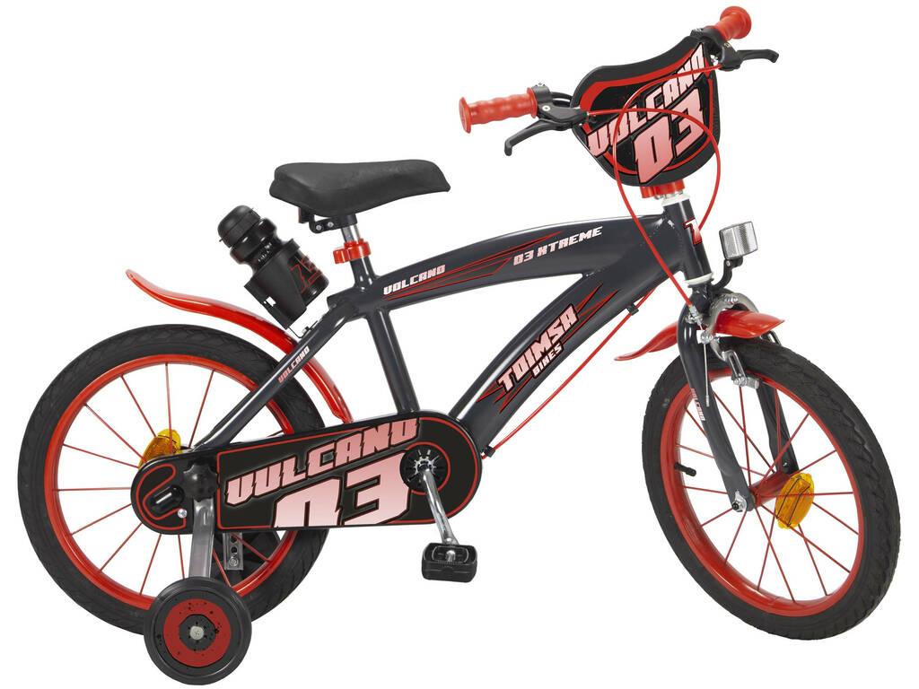 Bicicletta 16 Vulcano Toimsa 16225