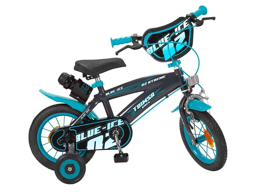 Bicicletta 12 Blue Ice Toimsa 12012
