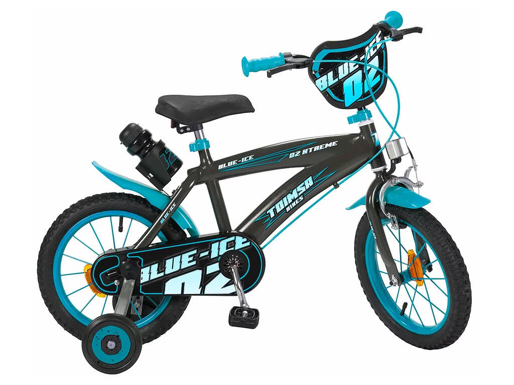 Bicicleta 14 Blue Ice Toimsa 14115