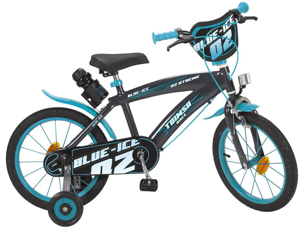 Bicicleta 16 Blue Ice Toimsa 16226