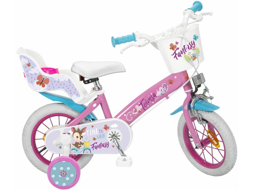 Bicicleta 12 Fantasy Walk Toimsa 12013