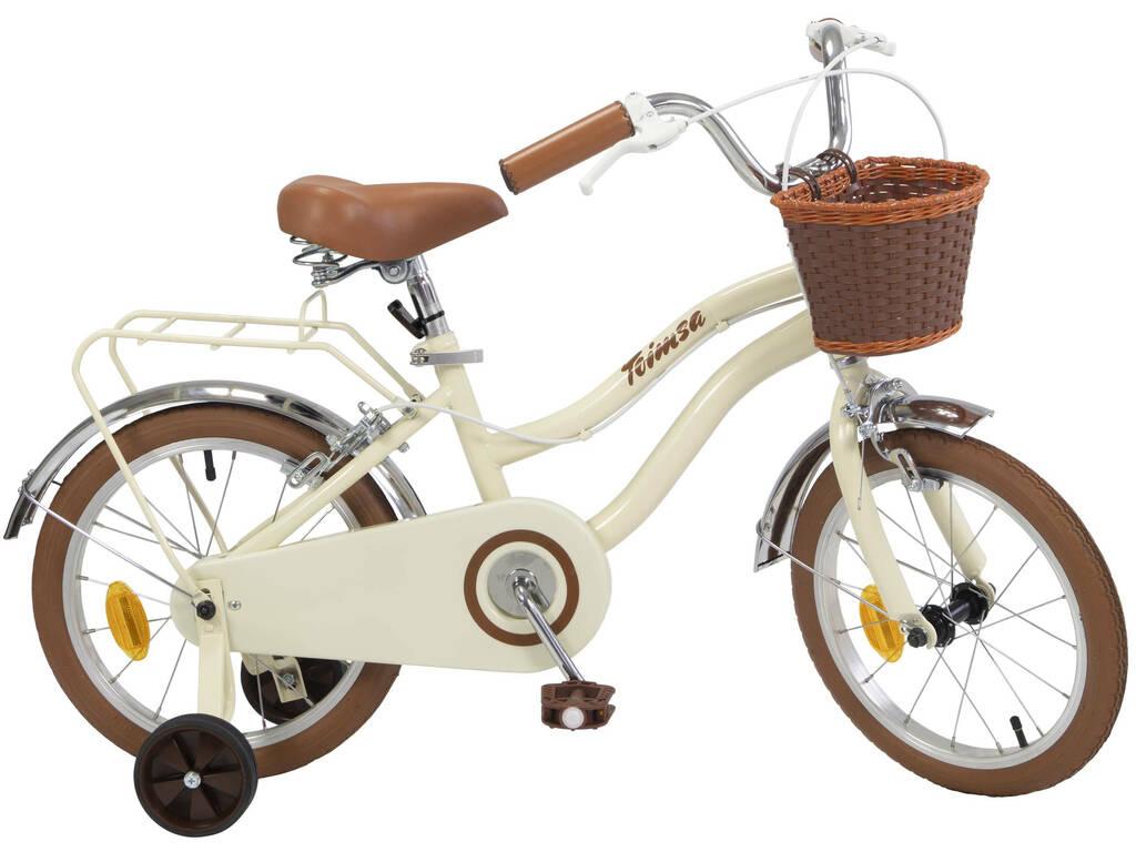Bicicleta 16 Vintage Beige Toimsa 16231