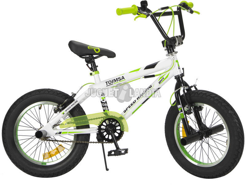 Bicicletta Bmx 16 Fat Bike Toimsa 536