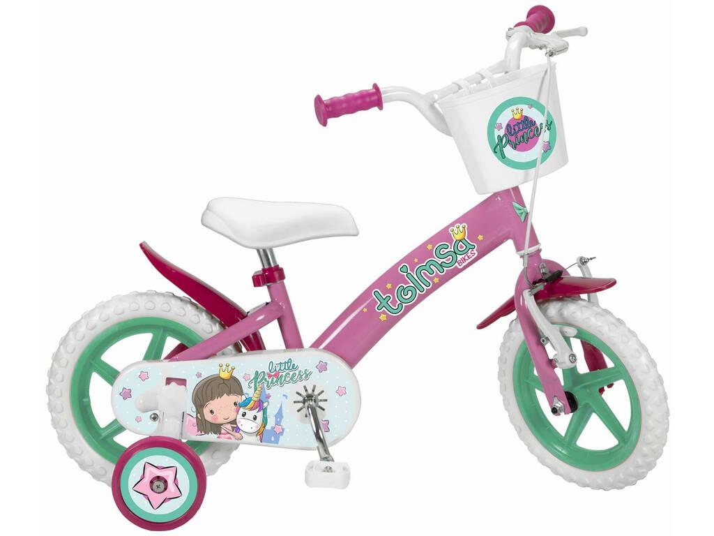 Bicicletta 12 EN71 Little Princess Toimsa 12002