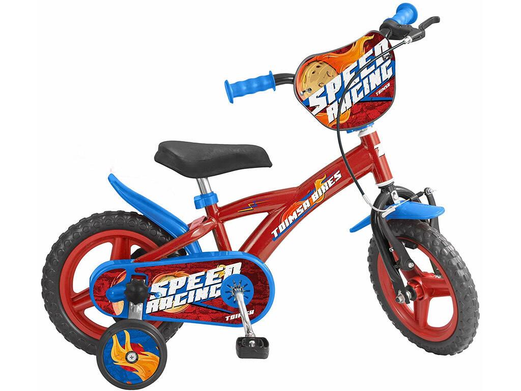 Bicicleta 12 EN71 Speed Racing Toimsa 12005