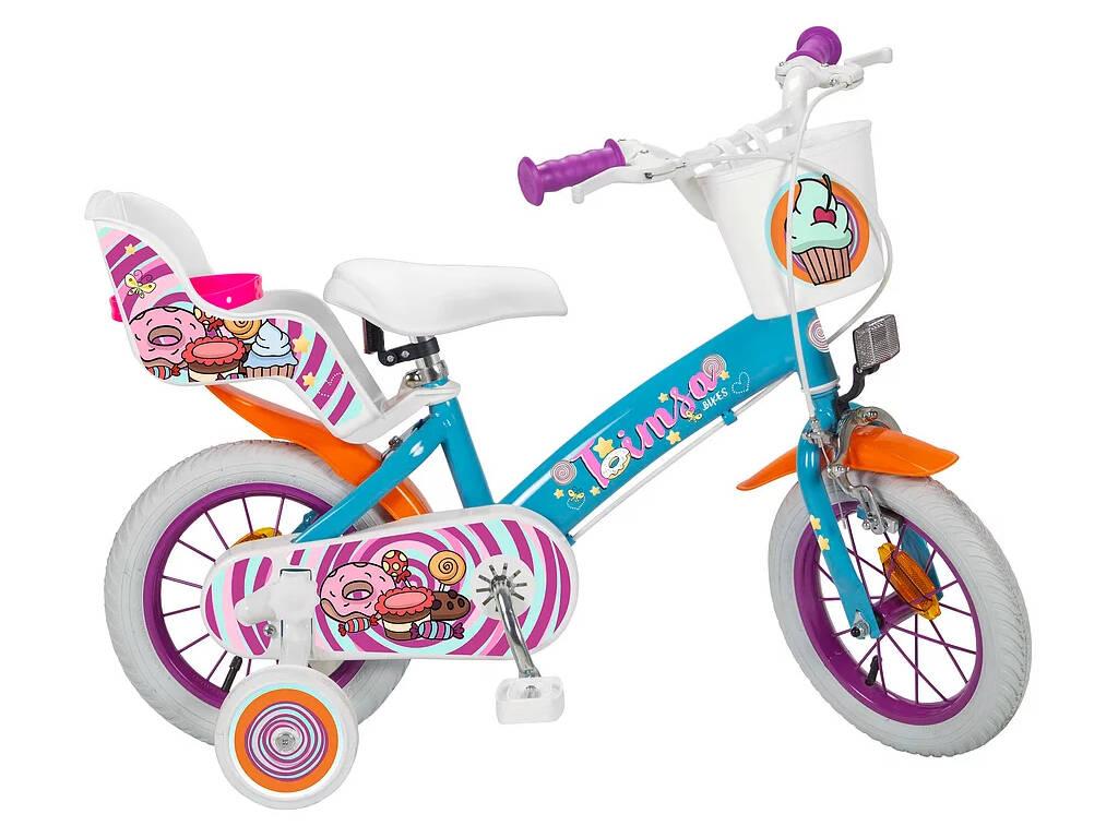 Bicicleta 12 Sweet Fantasy Toimsa 12007