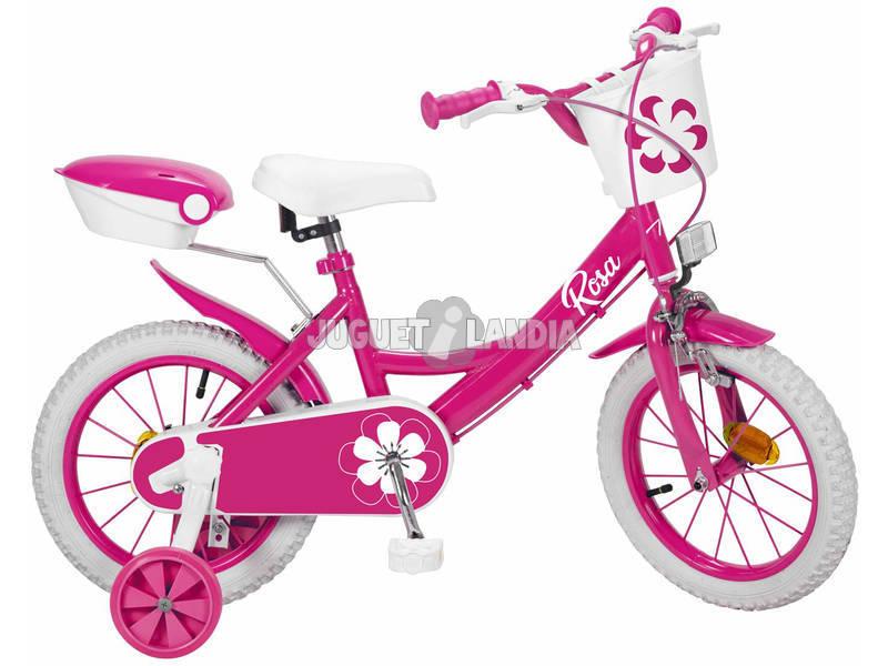 Bicicleta 12 Colors Rosa Toimsa 12019
