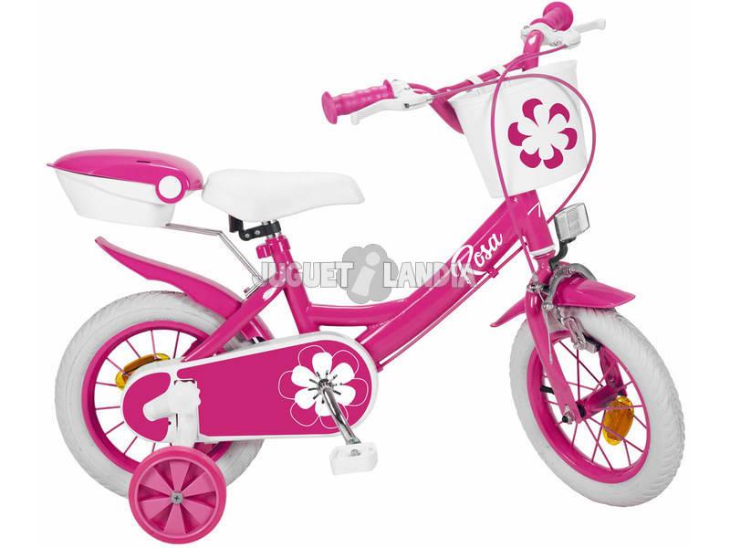 Bicicleta 14 Colors Rosa Toimsa 14122