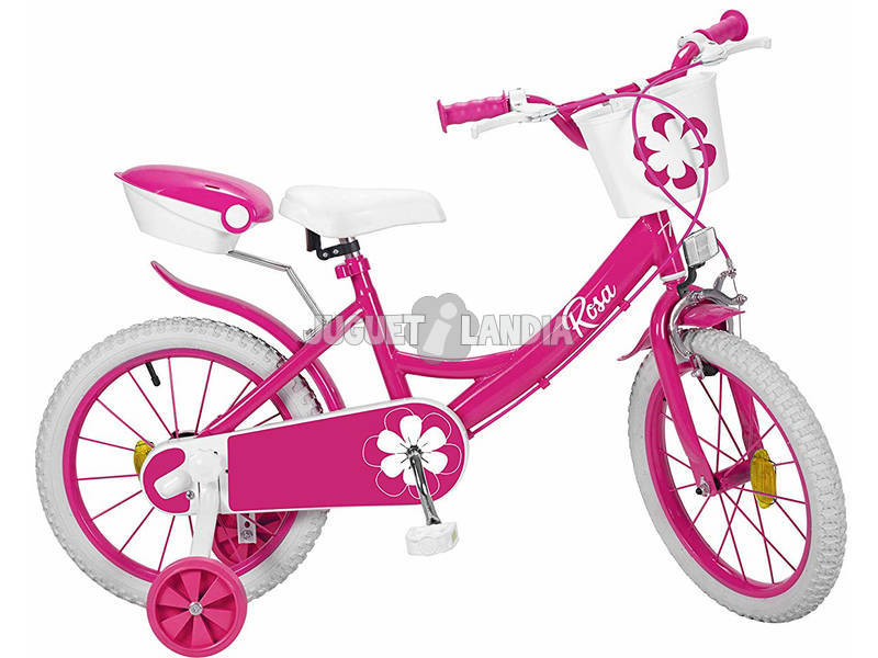 Bicicletta 16 Colors Rosa Toimsa 16233
