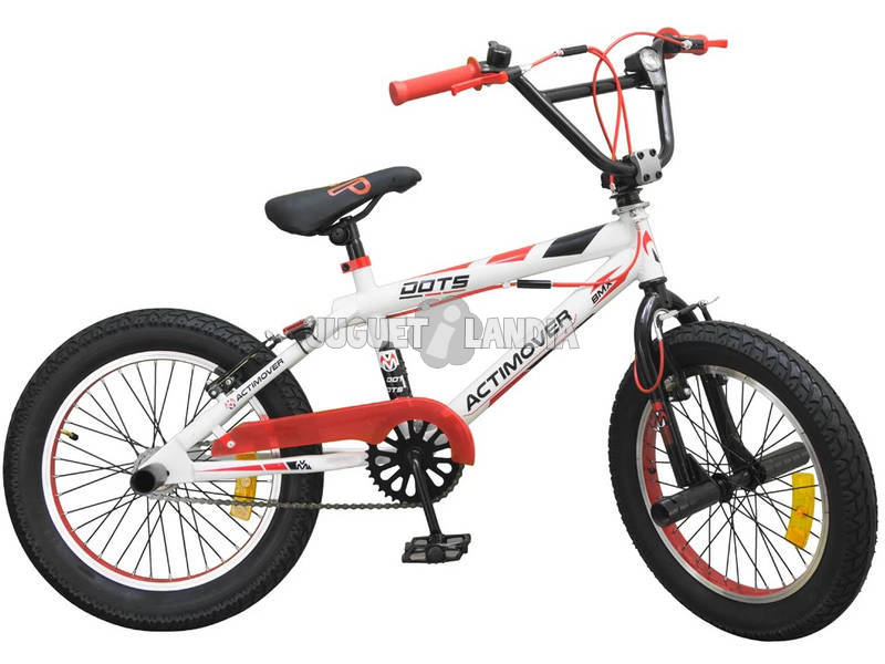 Vélo Bmx 18 Fat Bike Toimsa 538