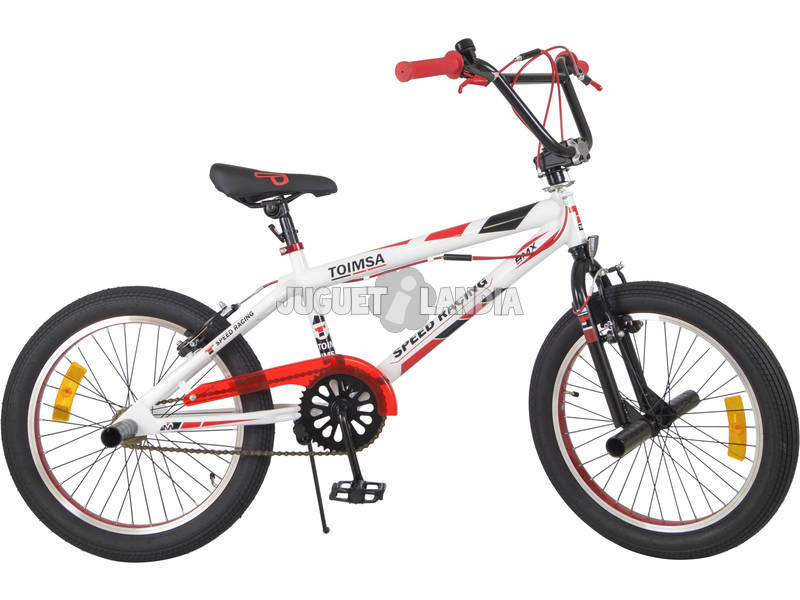 Bicicleta BMX 20 Fat Bike Toimsa 540