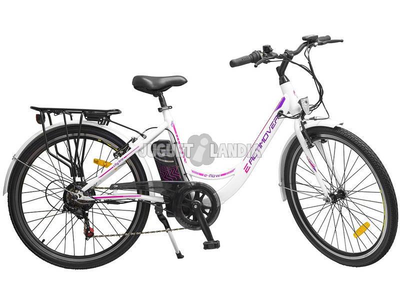 Bicicleta Eléctrica 28 City Toimsa 3054