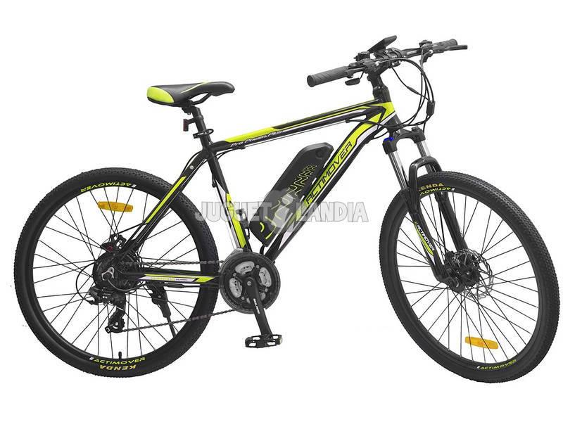 Bicicleta Elétrica 27,5 City Toimsa 3055