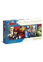 imagen Puzzle Panorama 1000 Avengers