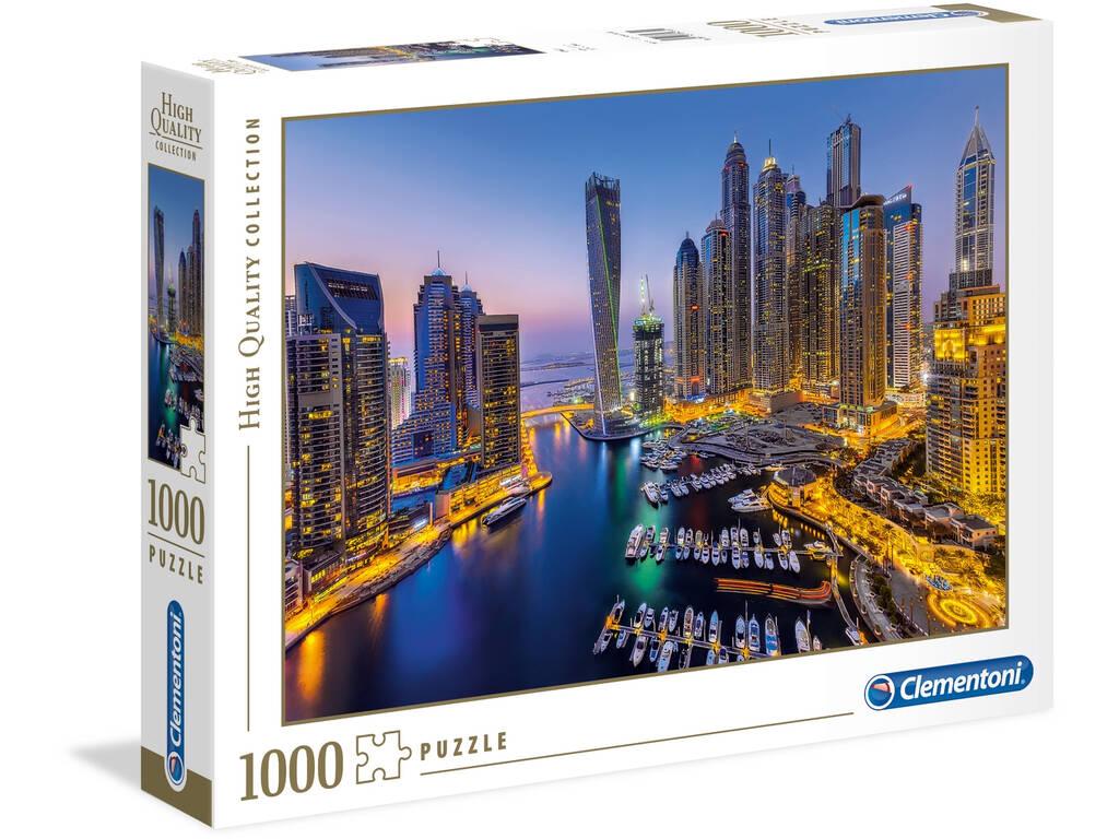 Puzzle 1.000 Dubai Educa 39381