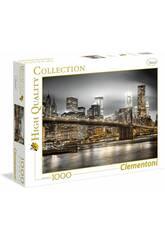 imagen Puzzle 1000 New York Skyline Clementoni 39366