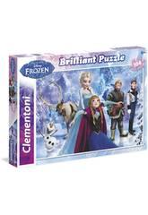 Puzzle 104 Frozen Brillant Clementoni 20127