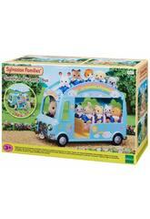 Sylvanian Families Bus de la Crèche Epoch Para Imaginar 5317