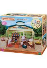 Sylvanian Families Supermercado Epoch Para Imaginar 5315