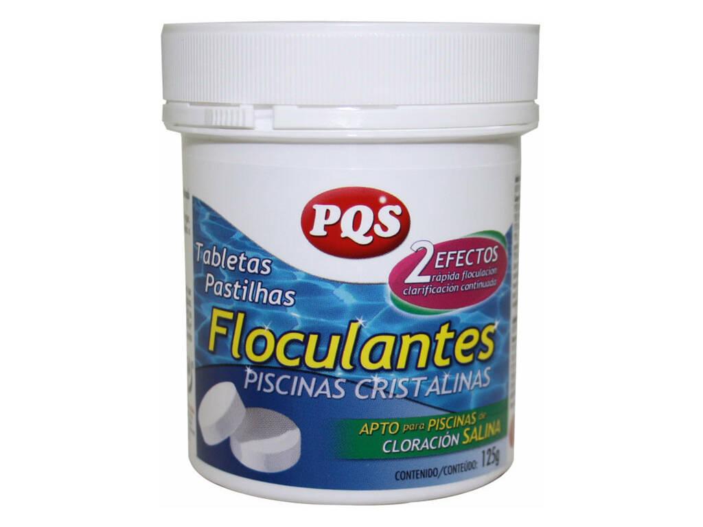 Floculante 3 Pastilhas 125 gr. PQS 11409