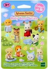 imagen Sylvanian Families Sobre Bebé Sorpresa Edición Banda De Música Epoch Para Imaginar 5321