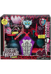 Monster High Crypte Secrète