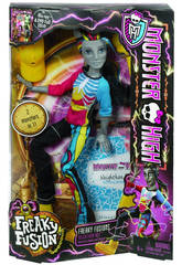Monster High Freaky Fusion Muñeca