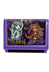 Monster High billetero velcro As You Wish