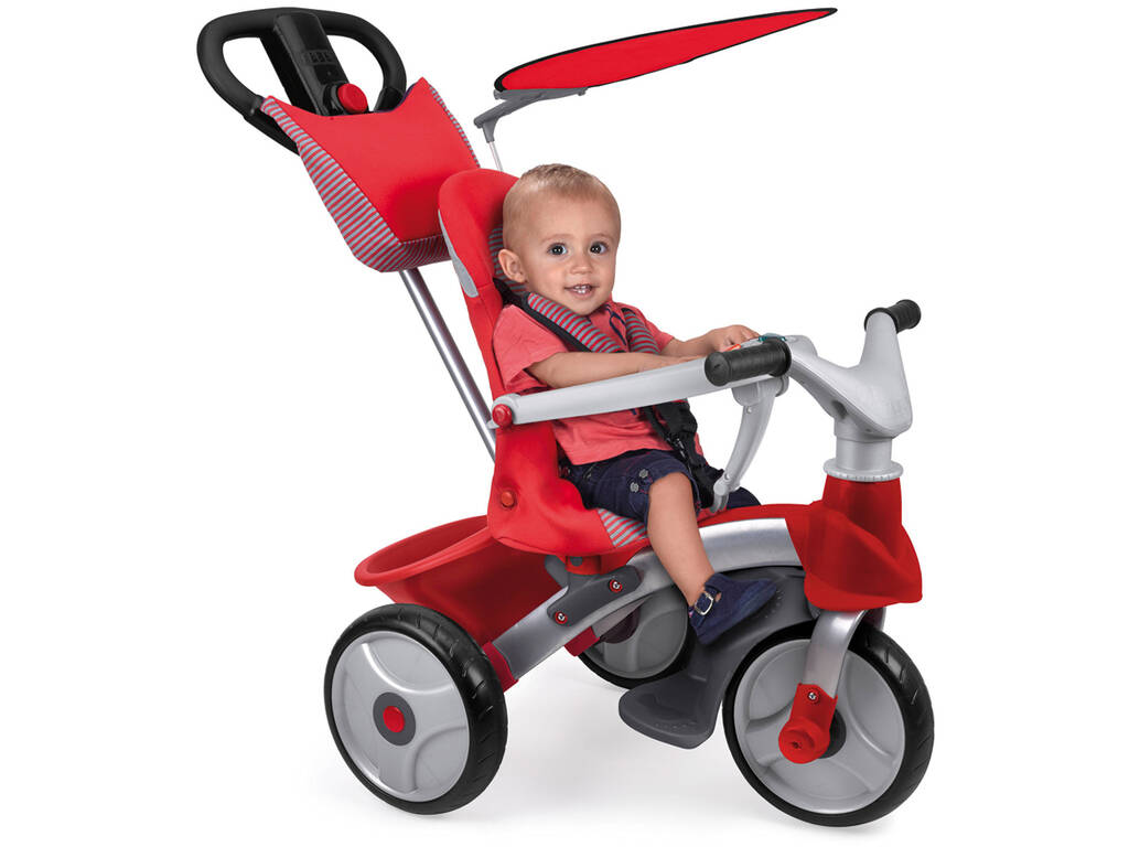 Triciclo Baby Trike Easy Evolution Famosa 800009473