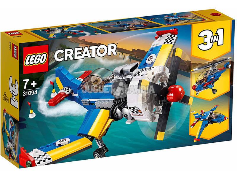 Lego Creator 3 en 1 Avión de Carreras 31094