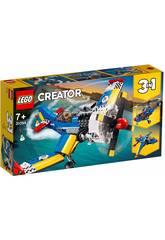 imagen Lego Creator 3 en 1 Avión de Carreras 31094