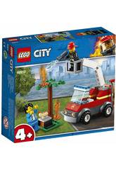 Lego City Incendie au Barbecue 60212
