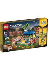 Lego Giostra del luna park 31095