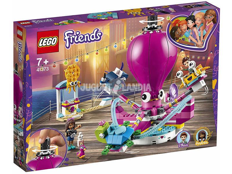 Lego Friends Polvo Mecânico 41373