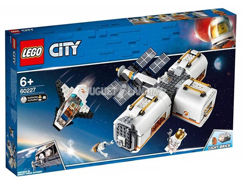 Lego City Estación Espacial Lunar 60227