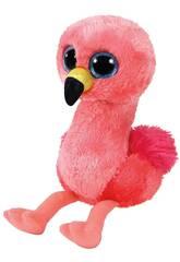Peluche Pink Flamingo15 cm. Gilda TY 36848TY