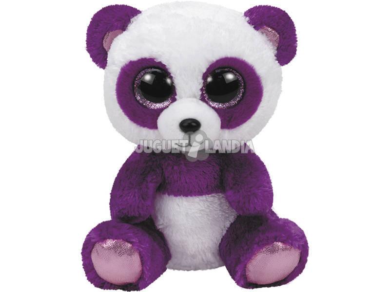 Peluche Panda 17 cm. Boom Boom TY 37207TY