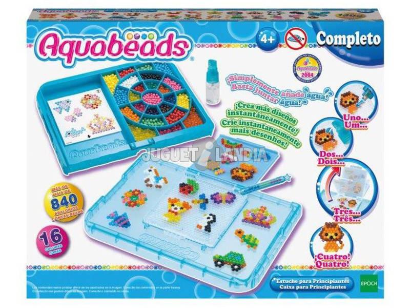 Aquabeads Estuche Para Principiantes Epoch Para Imaginar 31380