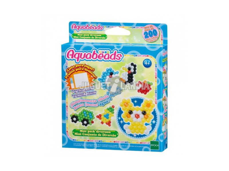 Aquabeads Surtido Mini Pack Epoch Para Imaginar 32769