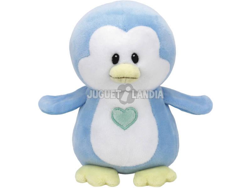 Peluche Pinguim Azul 15 cm. Twinkles TY 32158TY