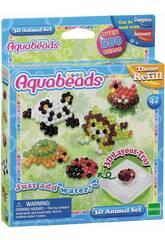 Aquabeads Set Animali 3D Epoch Para Imaginar 79218