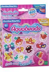 imagen Aquabeads Set Anillos Deslumbrantes Epoch Para Imaginar 79278