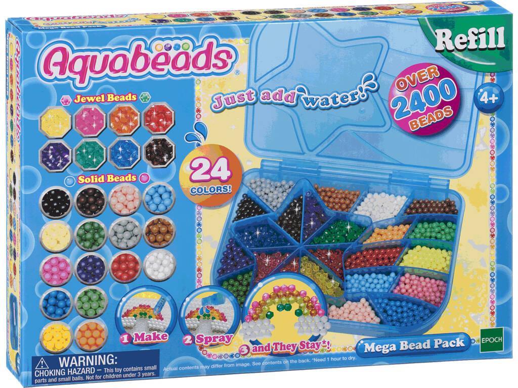 Aquabeads Mega Pack Abalorios Epoch Para Imaginar 79638