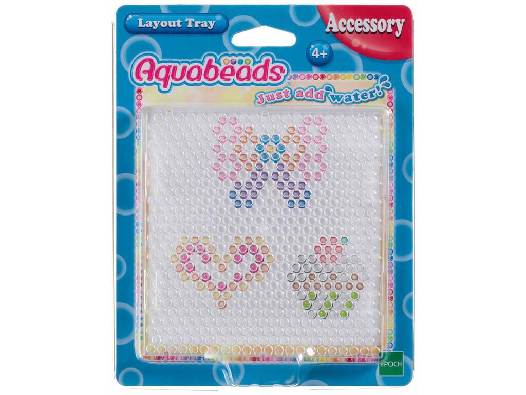 Aquabeads Bandeja De Diseño Epoch Para Imaginar 79188