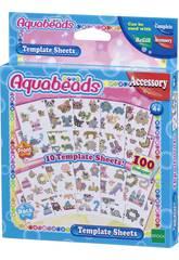 imagen Aquabeads Set de Plantillas Epoch Para Imaginar 79268