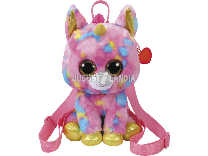 Zainetto Fashion Unicorno Fantasia TY 95001TY