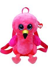 Mochila Fashion Flamingo Gilda TY 95009TY