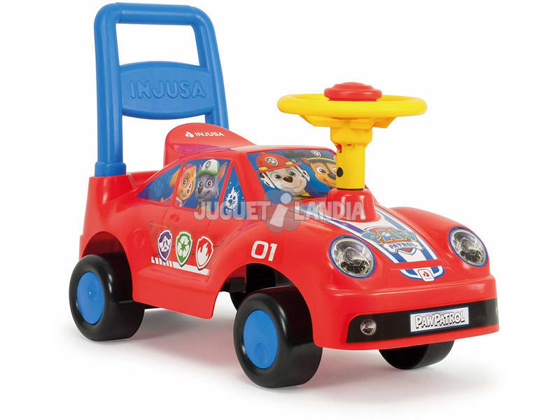 Cavalcabile Racing Car Paw Patrol Injusa 1103