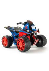 imagen Quad The Beast Spiderman 12 v.Injusa 76160